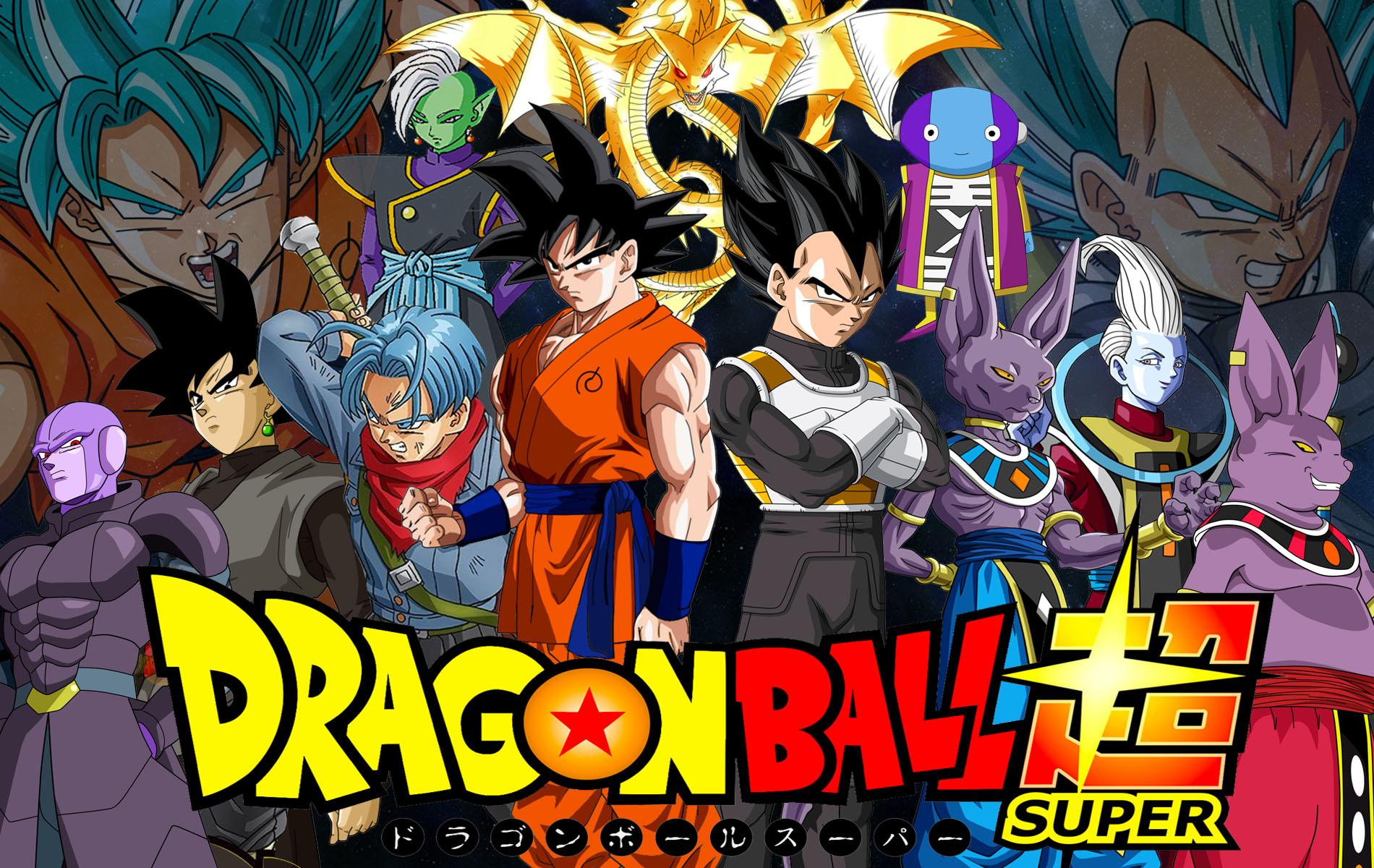 Summer Anime Recommendation Dragonball Super Up Ame